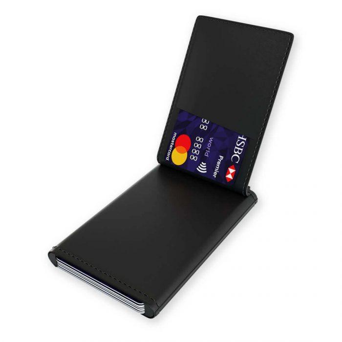 RFID Blocking Card Holder Quick Pay System